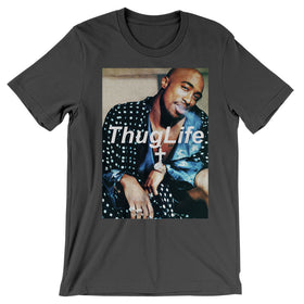 Tupac Thug Life Men'S T Shirt