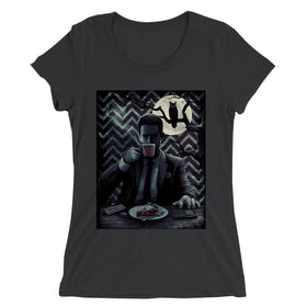 Twin-Peaks-Art-Dale-Cooper-Women'S-T-Shirt