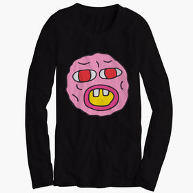 Tyler The Creator Cherry Bomb  Odd Future Womens Long Sleeve