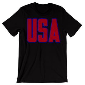 Usa America Patriotic Men'S T Shirt