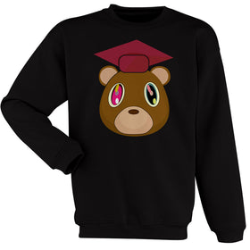 West Kanye Graduation Bear Men'S Sweatshirt