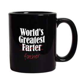 Worlds Greatest Farter Quotes Mug