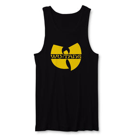 Wu Tang Clan Logo Men'S Tank Top
