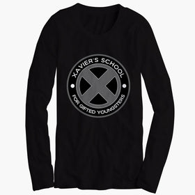 Xavier'S School For Gifted Youngsters Men'S Long Sleeve
