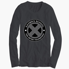 Xavier'S School For Gifted Youngsters Womens Long Sleeve