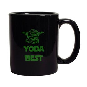 Yoda Best Star Wars Mug