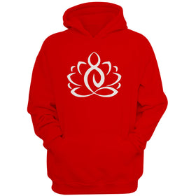 Yoga Lotus Flower Women'S Hoodie