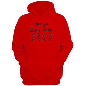 You Go Glen Coco Funny Cute Men'S Hoodie
