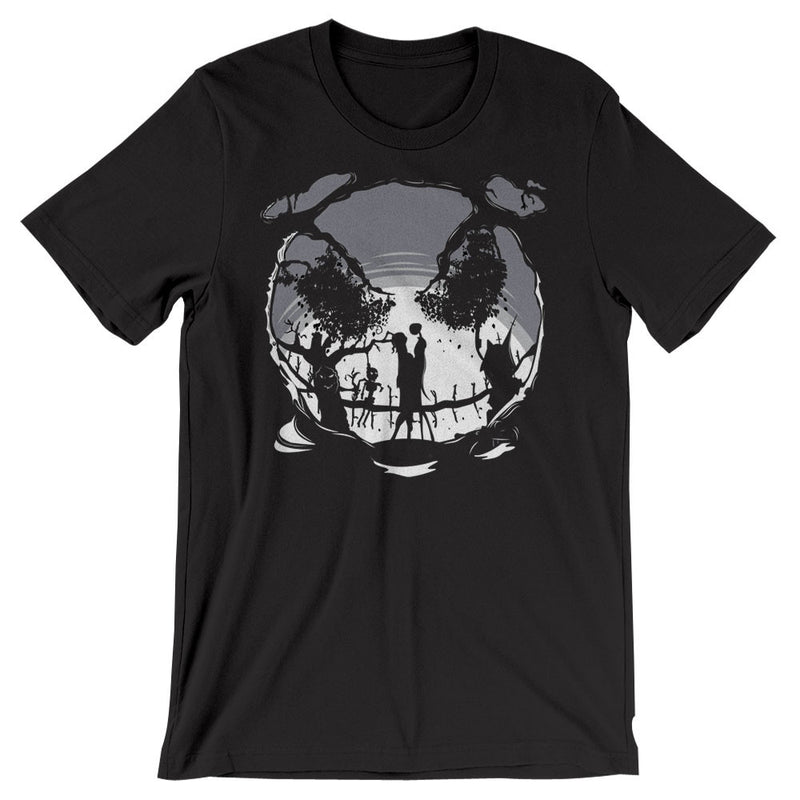 jack and sally night before christmas mens t shirt blueskytee - Sally From The Night Before Christmas