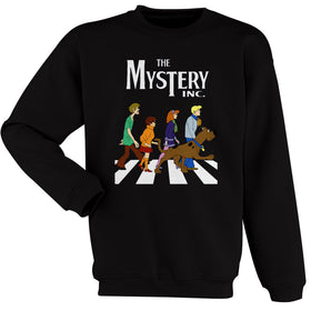 Scooby Doo Abey Road Men'S Sweatshirt