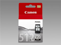 Canon PG-512 High Yield Black Inkjet Cartridge