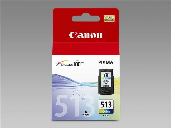 Canon CL- 513 High Yield Colour Inkjet Cartridge