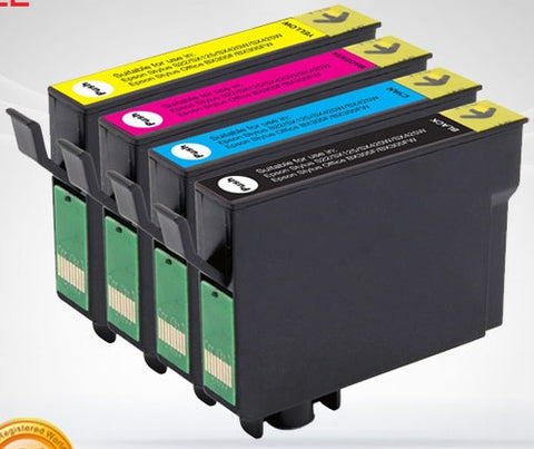 Compatible EPSON T1281/2/3/4 Inkjet Cartridges