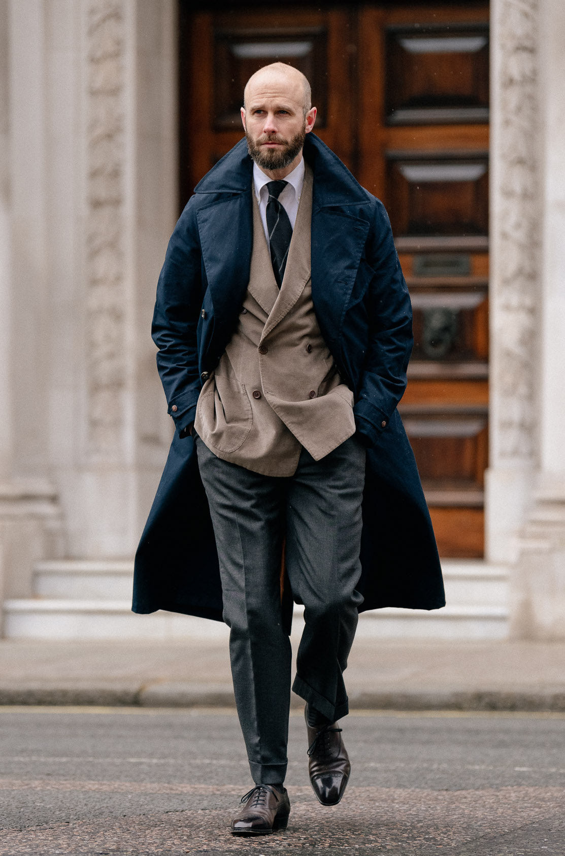 The Permanent Style trench coat