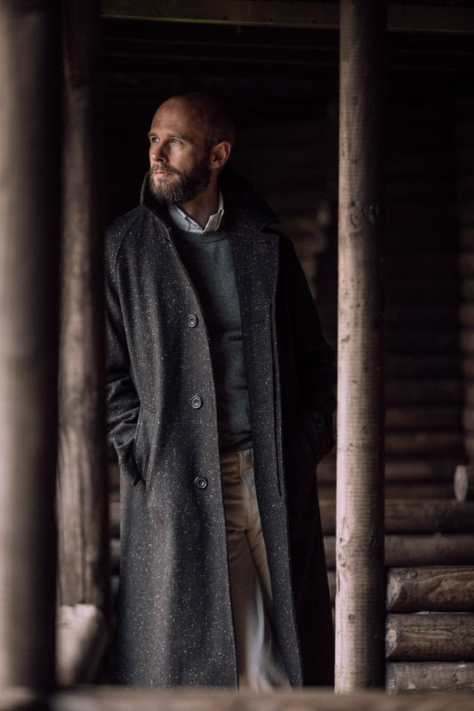 The New Donegal Overcoat