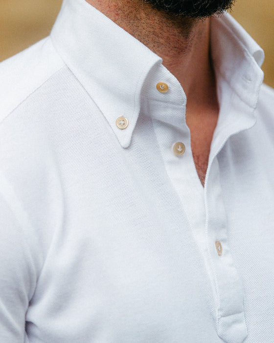 The Button-Down Friday Polo