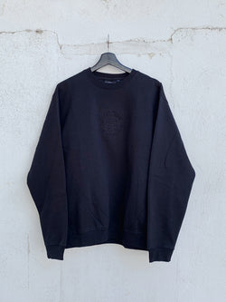 Sweatshirt Black on Black