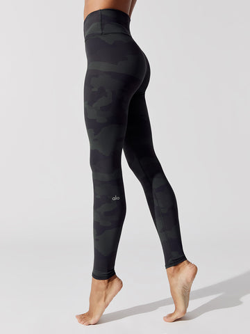 ALO YOGA High-Waisted Vapour Legging