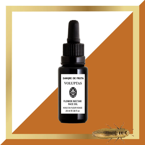 SANGRE DE FRUTA Flower Nectar Face Oil – Voluptas