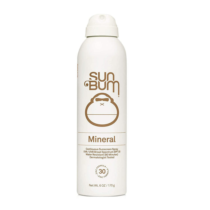 SUN BUM Mineral Sunscreen Spray