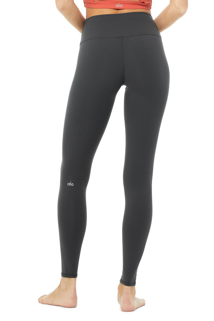 ALO YOGA 7/8 High-Waist Airbrush Legging