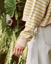 THE GREAT Cropped Pullover