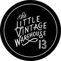 Vintage warehouse 13