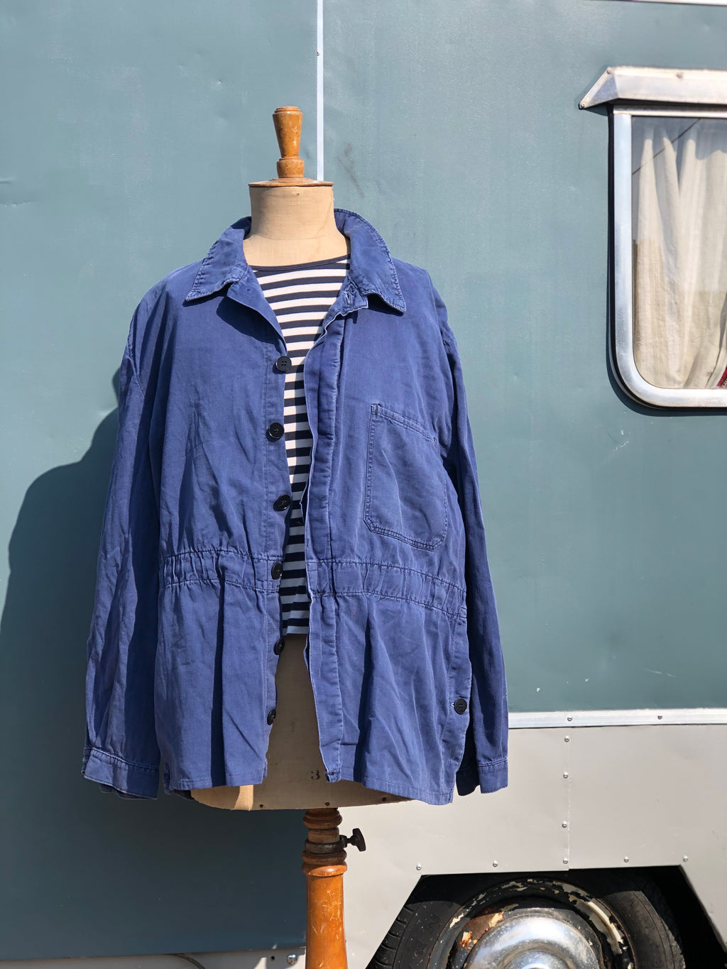 Vintage workwear jacket