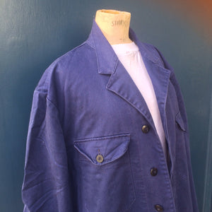 Vintage German work jacket