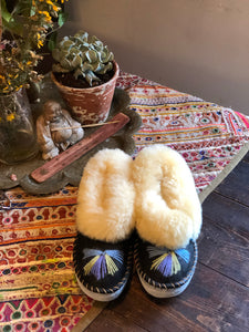 Sheepers slippers size 7 but suitable for size 6