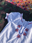 Embroidered blouse-size small 8/10