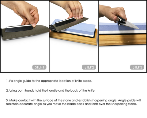 Knife Sharpening Angles Best Sharpening Angle For Kitchen