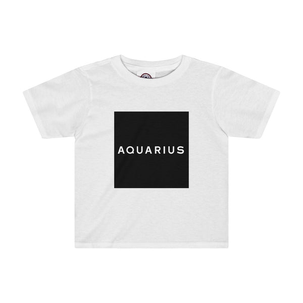 Aquarius Toddler Tee