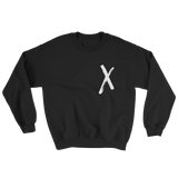 Cross My Heart Unisex Crewneck Sweater