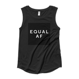 Equal AF Women's Sleeveless Tee