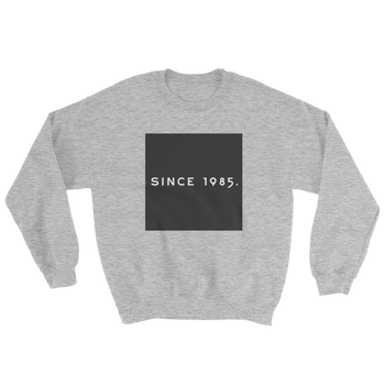 Since 1985 Unisex Crewneck Sweater