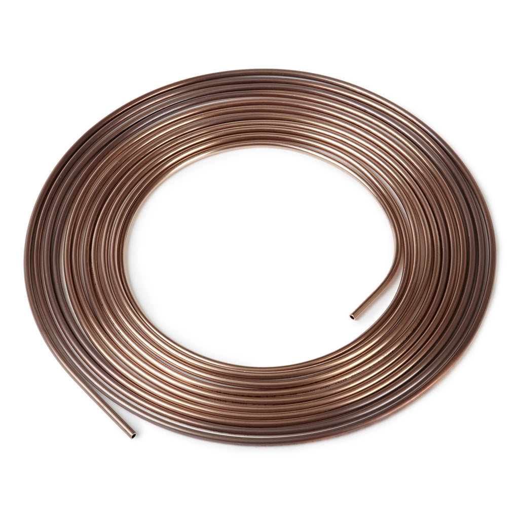 Brake Pipe Copper Nickel (8mm)