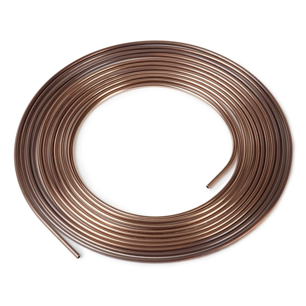 Brake Pipe Coil Copper Nickel (Metric) 25m