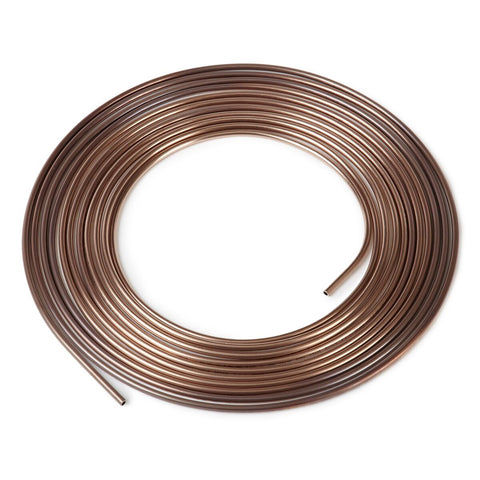Brake Pipe Coil Copper Nickel (Metric) 25ft