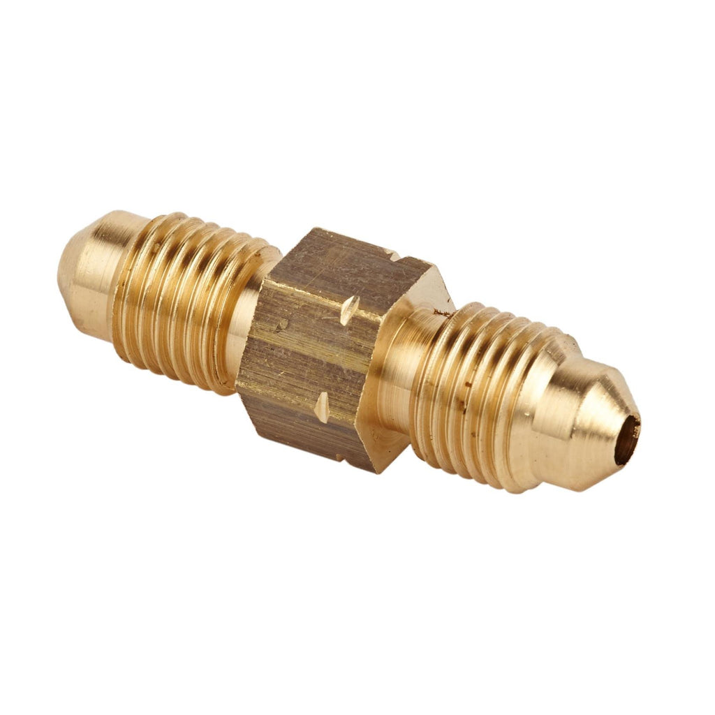 Brass Inline Connectors (Metric)