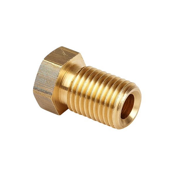 Brass Brake & Clutch Pipe Fittings (UNF)