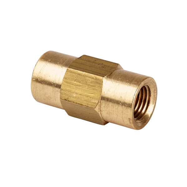 Brass Inline Connectors (UNF)