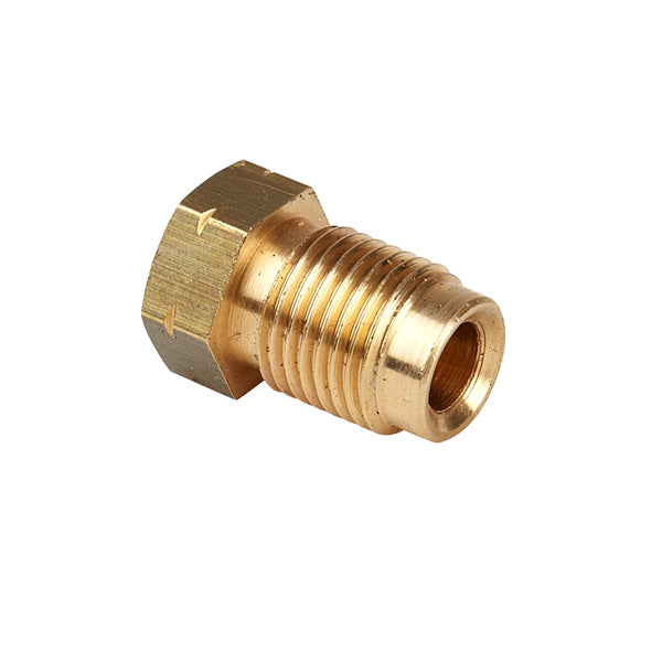 Brass Brake & Clutch Pipe Fittings (Metric)