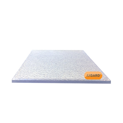 Axgard Solid Polycarbonate Glazing Sheet - PATTERNED