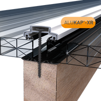Alukap-XR 45mm Main Glazing Bars