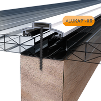 Alukap-XR 60mm Main Glazing Bars