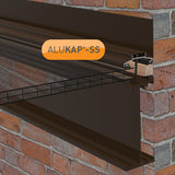 Alukap-SS High Span Wall Bar