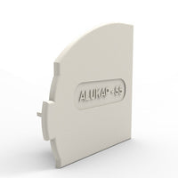 Alukap-SS Wall & Eaves Beam end cap