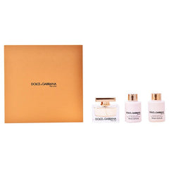 Set mit Damenparfum The One Dolce & Gabbana 9184 (3 pcs)