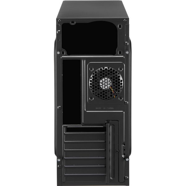 ATX Semi-Tower Rechner Aerocool ICACSM0172 V3XADBR USB 3.0 Red Edition Midi-Tower Schwarz